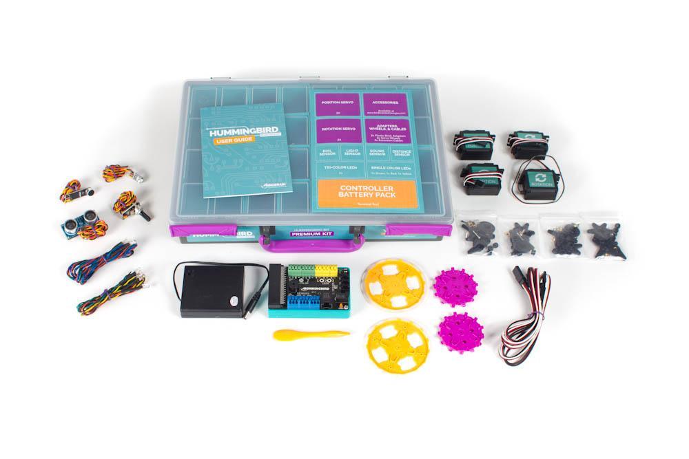 Birdbrain Technologies Hummingbird Robotics Kit
