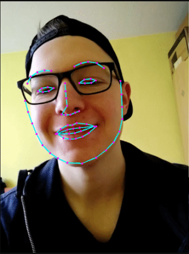 Facial Expression Recognition App sample