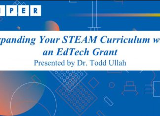 Grant Webinar with Dr. Todd