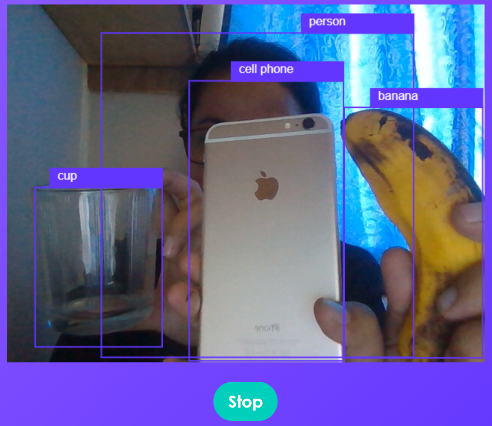 Object Detection App - Demo