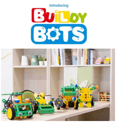 Buildy Bots